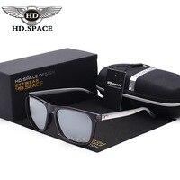 HD למעלה איכות אל Mg מקוטב משקפי שמש משקפיים נהיגה מראת Calssic ציפוי צבעוני נשים Eyewear חיצוני גברים Gafas כLM020