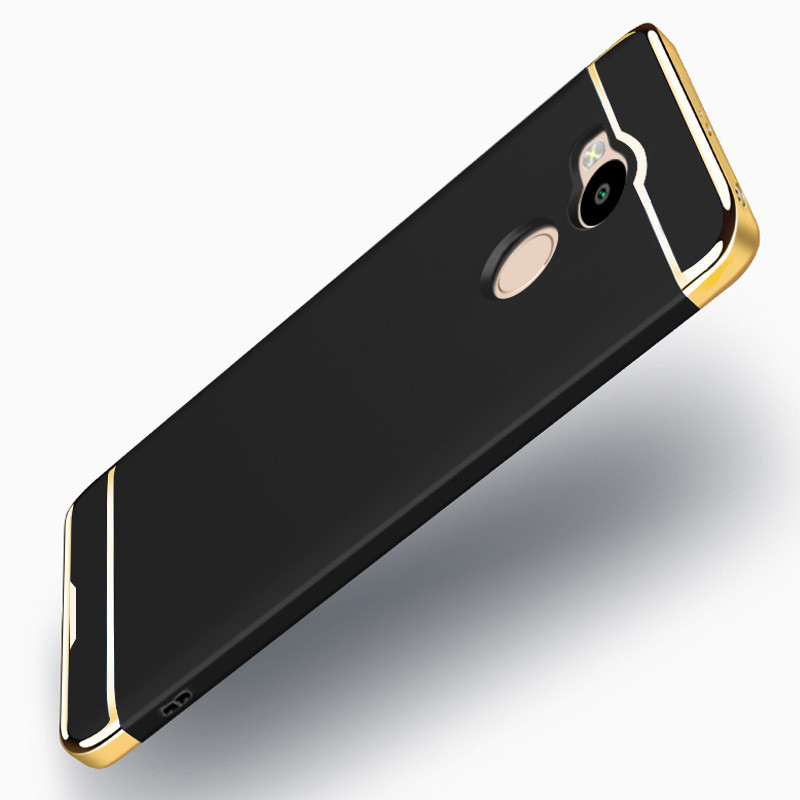 """Phone Case for Xiaomi Redmi 4 Pro Case 5.0"""" Protective 3 in1 Armor Back Cover Fundas for Xiaomi Redmi 4 Prime Pro case Luxury"""