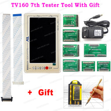 Mainboard-Tester-Tool TV160 Lvds-To-Hdmi-Converter 7th-Generation 43in1-Chip-Repair Scraper/dlv300v-Lamp