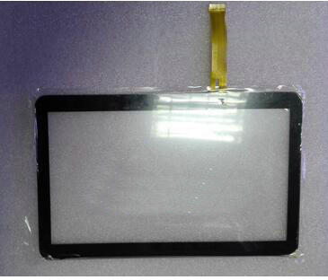 New For 10.1 YJ395FPC-V0 Tablet touch screen panel Digitizer Glass Sensor Replacement Free Shipping new for 10 1 inch ace gg10 1b1 470 fpc tablet touch screen touch panel digitizer sensor replacement free shipping
