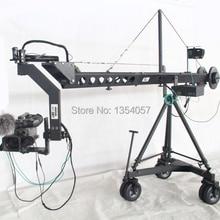 Вещательная камера dv jimmy jib кран для продажи с моторизованной голландской головкой загрузка 25 кг профессиональный Jimmy crane Jib