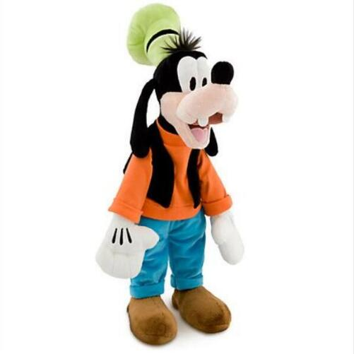 1pcs 30cm Stuffed Dolls Plush Goofy Dog Plush Toys Mickey Mouse And Minnie Mouse Doll For Children Christmas Gifts