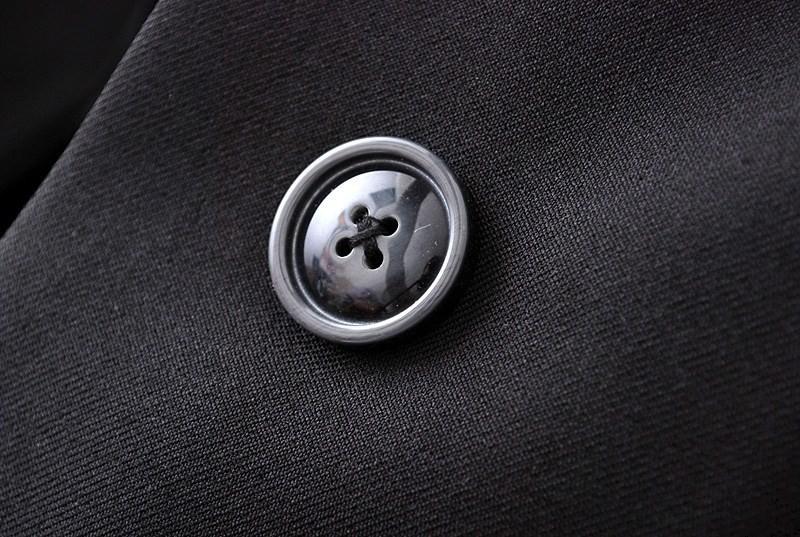 blazer vest outwear ow0114 black-4