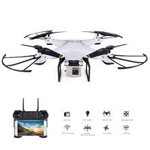SG600 RC Drone com Câmera WI-FI FPV Quadcopter Auto Retorno Altitude Hold Modo Headless RC Helicóptero VS X5HW X5SW E58 XS809W