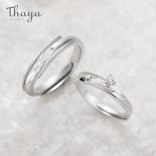 Кольцо Thaya Meet By Chance, высокое качество, Стерлинговое Серебро S925 пробы, ювелирное изделие, кольцо для свадьбы, подарок на помолвку