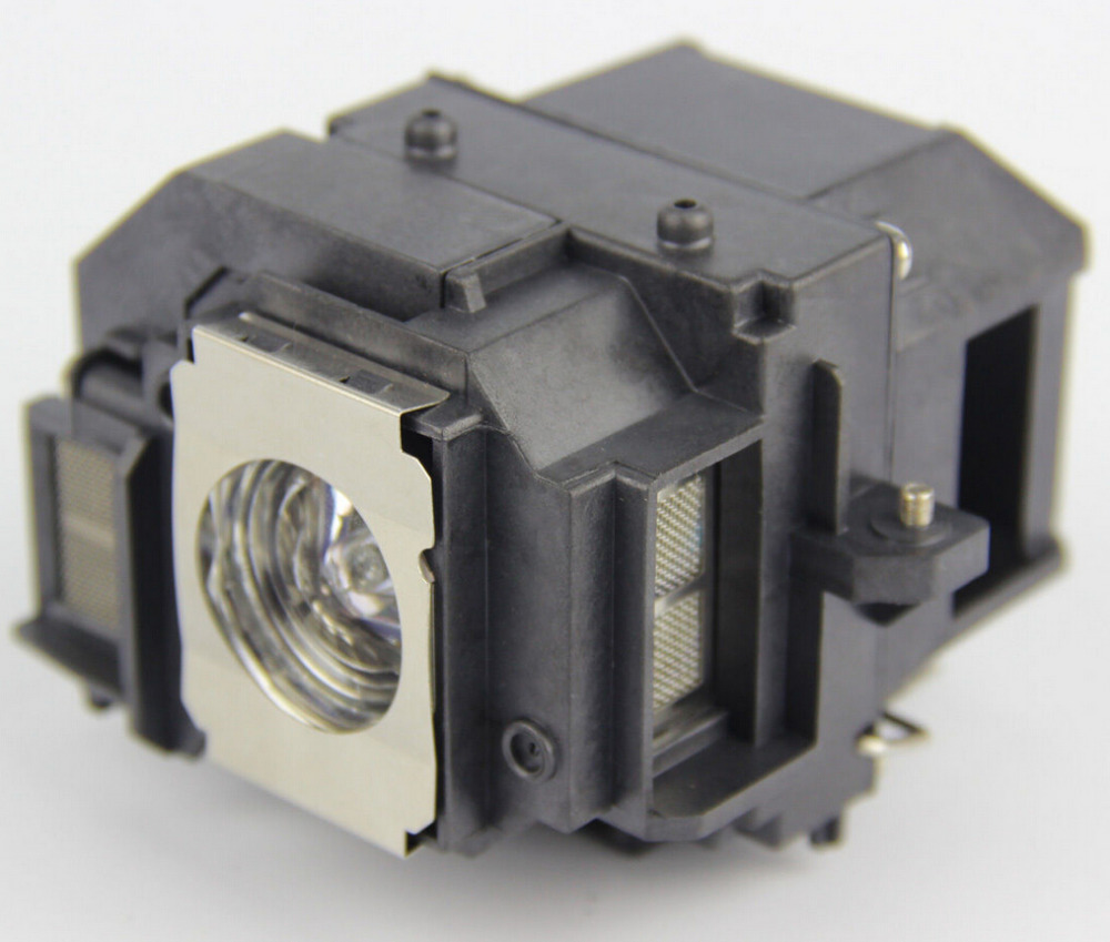 Replacement bare lamp with housing for  EB-W8D / PowerLite Presenter / H335A / Powerlite H335A compatible projector lamp for epson v13h010l55 elplp55 eb w8d powerlite presenter h335a
