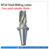 NT50 M24 mısır kabuğu freze kesicisi