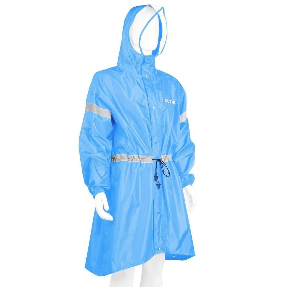 Outdoor Camping Hiking Traveling Comfortable Backpack Rain Cover One Piece Raincoat Poncho Cover Tarp