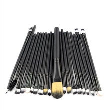 Pro Makeup Brushes Set Include Foundation Concealer Eye Shadow Eyeliner Eyelash Lip Powder Kit Tools 20pcs/set