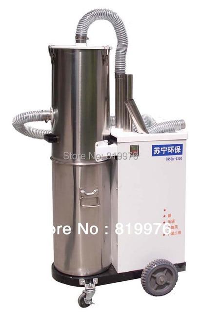 Multi-cyclone bagless vacuum cleaner