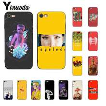 Yinuoda Halsey Hopeless Fountain Kingdom Coque Phone Case for iPhone X XS MAX 6 6s 7 7plus 8 8Plus 5 5S SE XR 11 11pro 11promax(China)