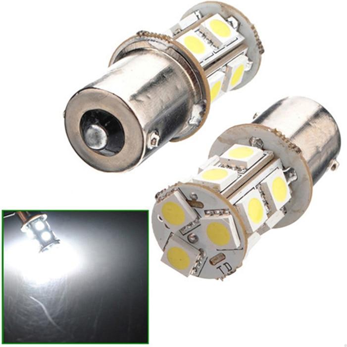 5050 LED1156 BA15S P21W 13 SMD Brake Parking Rear Tail Lamps Auto Led Car Bulb 12V 13SMD Turn Signal Light Bulb Hot sale