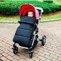 Bebês Saco De Dormir à prova de vento à prova de Frio-Pushchair Stroller Mat Tampa Do Pé Respirável Assento de Carro Auto Tampa Quente Acessórios Mat