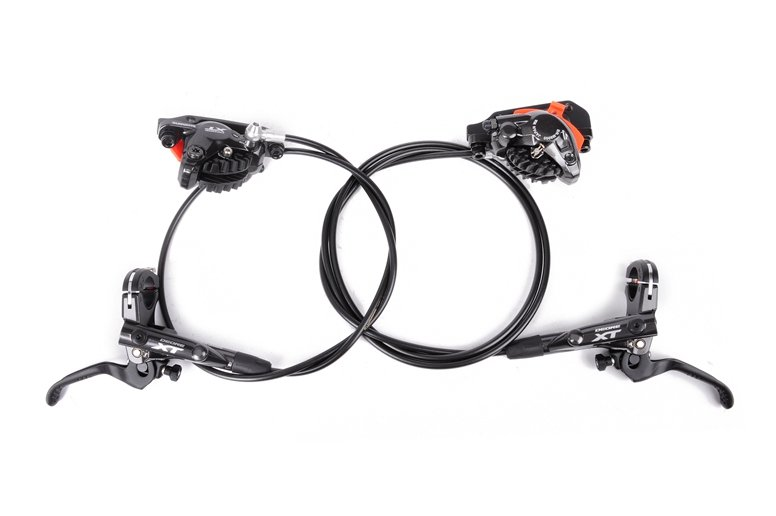 SHIMANO DEORE XT M8000 Hydraulic Disc Brake Include ICE-TECH PADS Front & Rear tektro 300 hydraulic disc brake