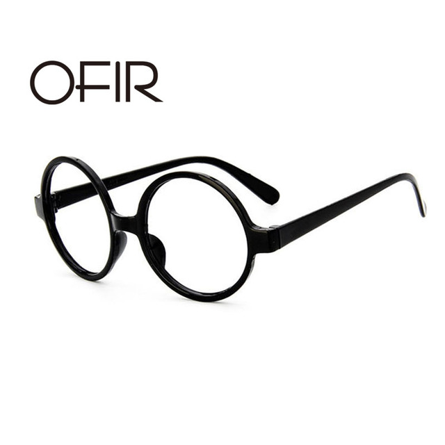 94ff6f1b573 OFIR Classic Retro Round Glasses Women Frame Ala Lei Cute Glasses Frame Men Harry  Potter Glasses Without Lenses A3-27