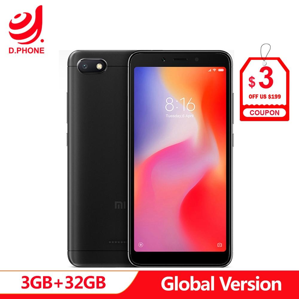 Global Versão Original Xiaomi Redmi 6 5.45