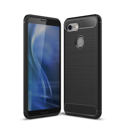 Anti-Knock Case For Google Pixel 2 3 Silicone Shockproof TPU Casing Cover For Google Pixel XL2 3XL Soft Phone Full Back Shell