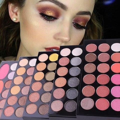 pinceis de maquiagem beleza sombra fundacao po cosmeticos