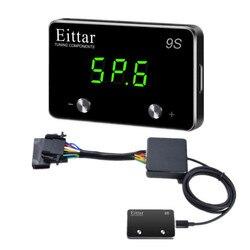 Elektroniczny regulator przepustnicy akcelerator gazu pedał Booster pedał dowódca Car styling dla MINI COOPER CROSSOVER R60 2011.1 +