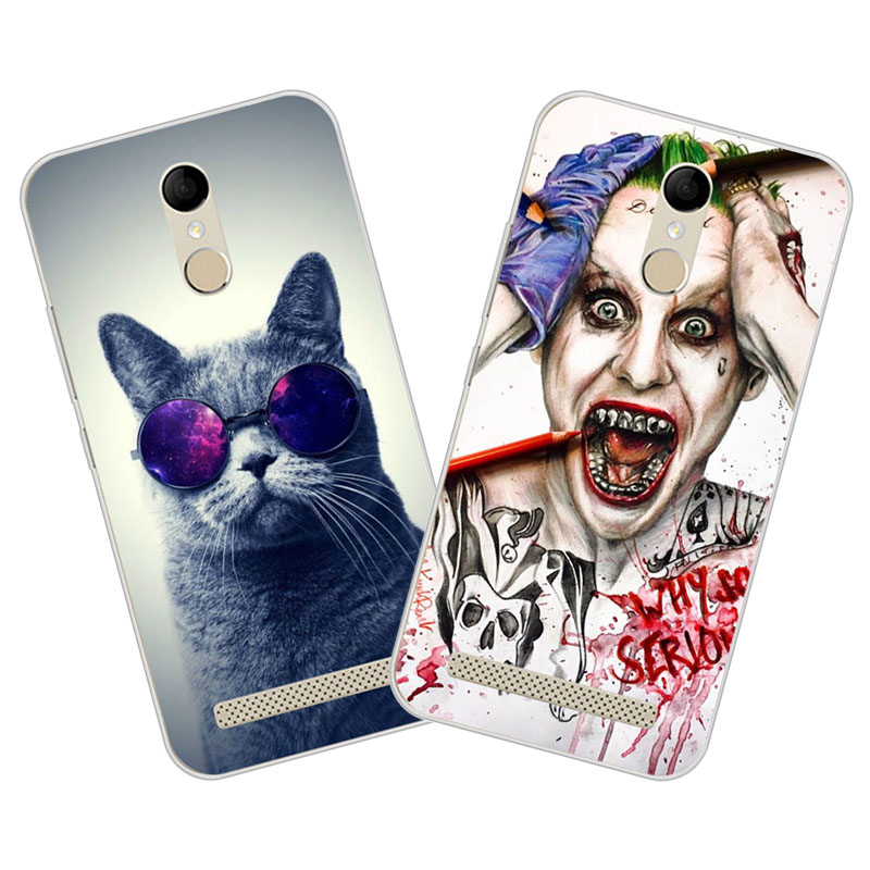 zte blade a602 Case,Silicon Super cool cartoon Painting Soft TPU Back Cover for zte blade ba602 a 602 Phone protect cases shell