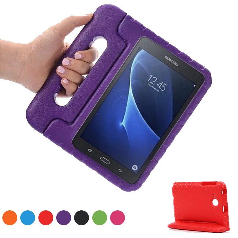 For Samsung Tab A6 7.0 Inch Case For Samsung Galaxy Tab A 7.0 T280 T285 Cover Kids Child Tablet Shockproof EVA Heavy Duty Funda