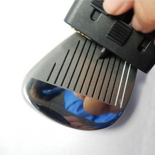 Golf supplies 3-in-1 Golf Club Groove Putter Wedge Ball Cleaning Brush Shoes Cleaner Golfer