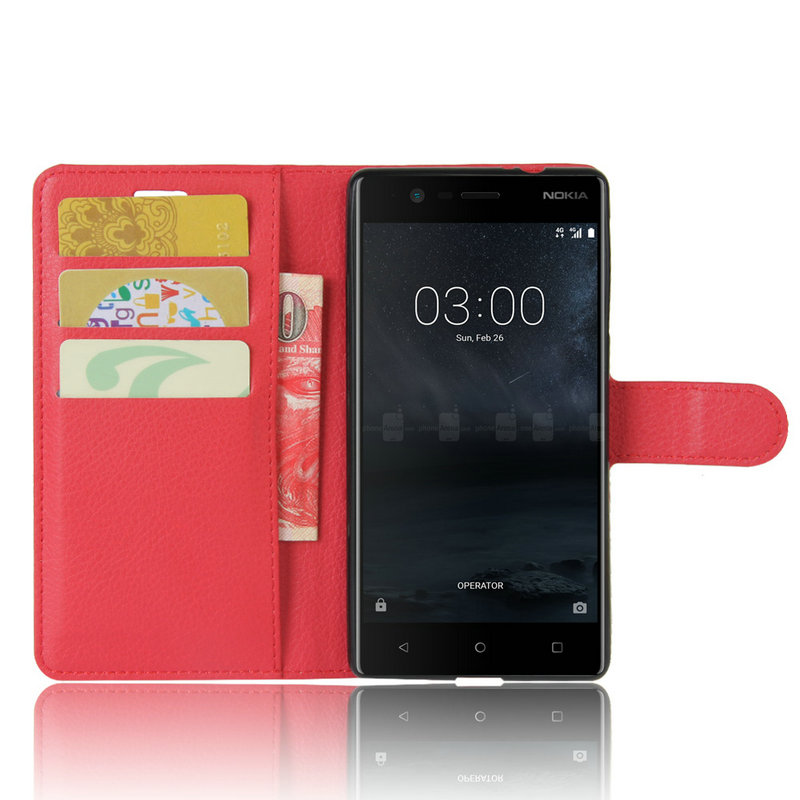 quality products sneakers for cheap uk cheap sale US $4.7 5% OFF|For Nokia 3 TA 1020 TA 1032 Wallet Flip Leather Case for  Nokia3 Nokia 5 for Nokia 8 6 phone Back Cover case with Stand Etui>-in Flip  ...
