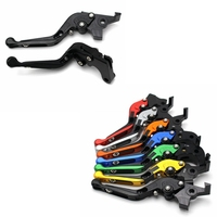 for HONDA CBR 600 F2,F3,F4,F4i CB919 CB599/CB600 HORNET with logo CNC Motorcycle Foldable Extending Brake Clutch Levers