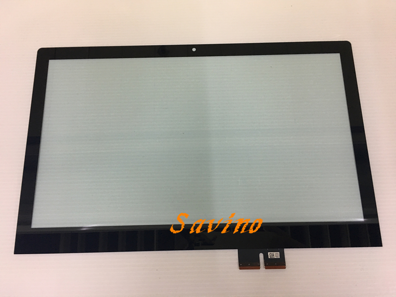 100% Original Brand New 15.6 Touch Screen Glass Lens Digitizer Panel For Lenovo Flex 2-15 2-15D 20377 20405 Replacement parts