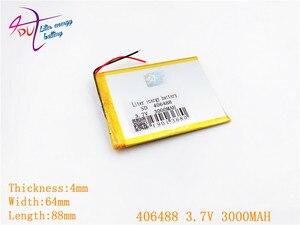 Image 2 - 安全梱包静的 Shelding バッグ 406488 3.7 V 3000 3.7v 5000ma の 406590 タブレットのために pc 7,8 、 9 インチポリマー lithiumion
