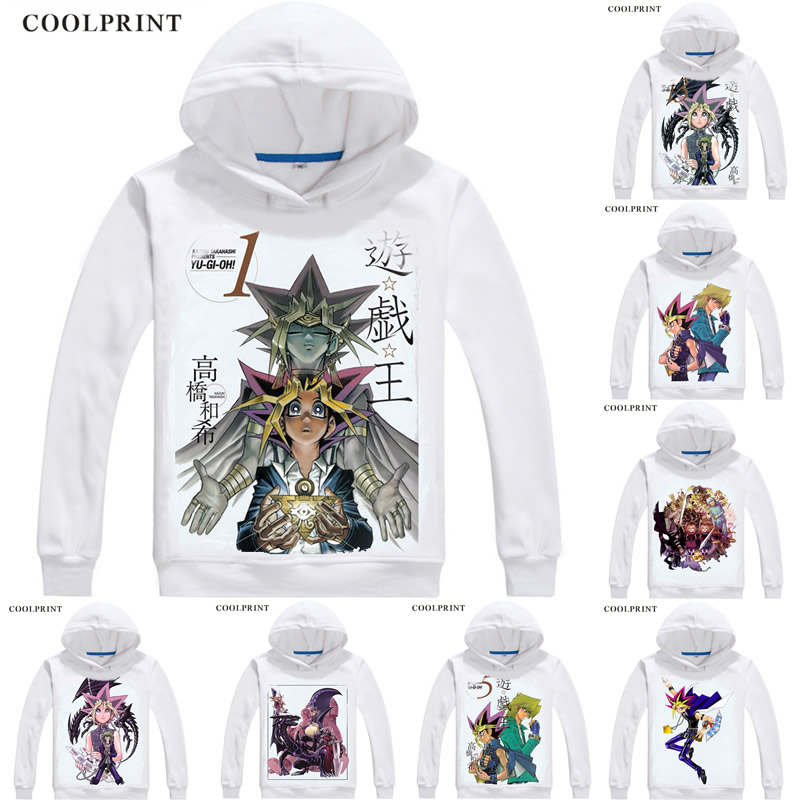 Men's Clothing Tenjouin Asuka Alexis Rhodes Mens Hoodies Yu-gi-oh Gx Duel Monsters Generation Next Men Sweatshirt Streetwear Anime Long Hooded