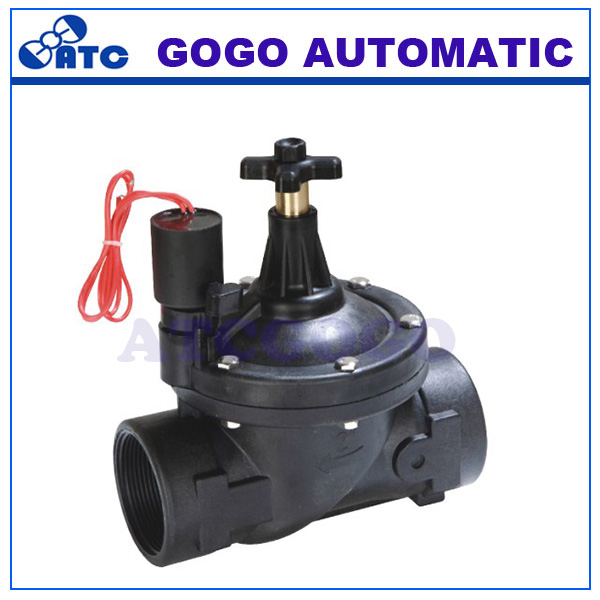 Hunter Sprinkler PGV201DC PGV Series 2-Inch Globe or Angle Valve ...