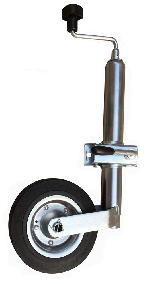 250KG 220MM Trailer jack, guide wheel jack, clasp clamp trailer fittings