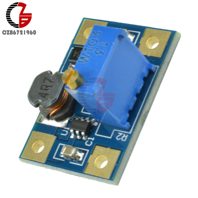 SX1308 DC-DC 2-24V To 2-28V 1.2MHz 2A Adjustable Step Up Power Module Step-up Booster Converter Transformer