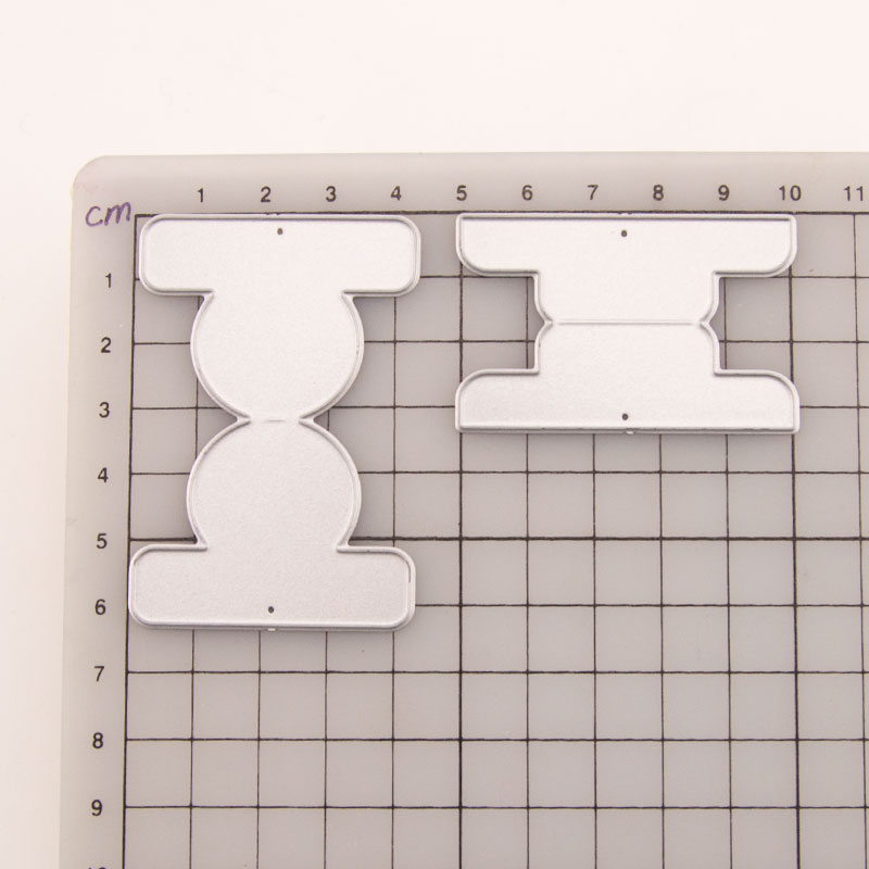 Special Shape Design Metal Cutting Dies for Scrapbooking DIY Album Embossing Folder Paper Cake Card Maker Template Decor Stencil in Cutting Dies from Home Garden