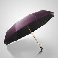 Hot Selling large Folding Sunny and Rainy Umbrella Business Golf Umbrella Men Quality Windproof Anti UV Umbrellas