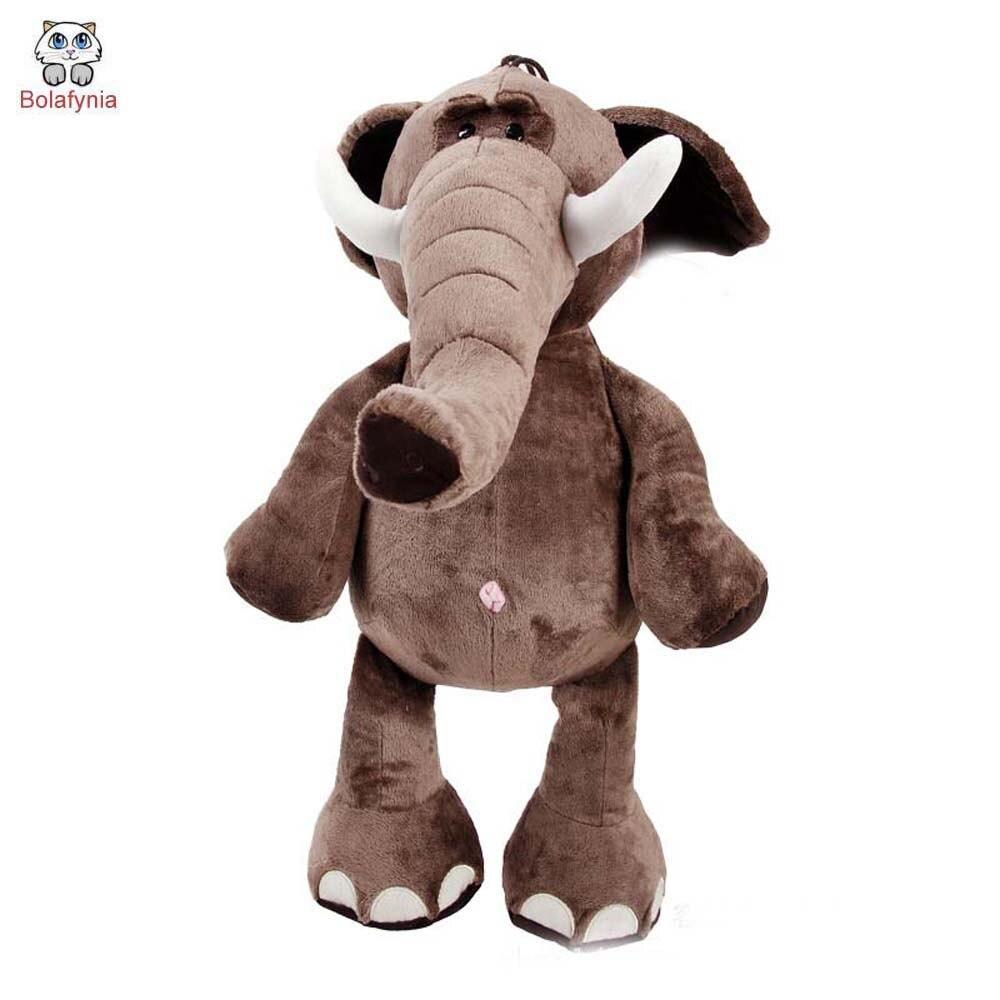 BOLAFYNIA elefanten kinder Baby stofftier geburtstagsgeschenk kind ...