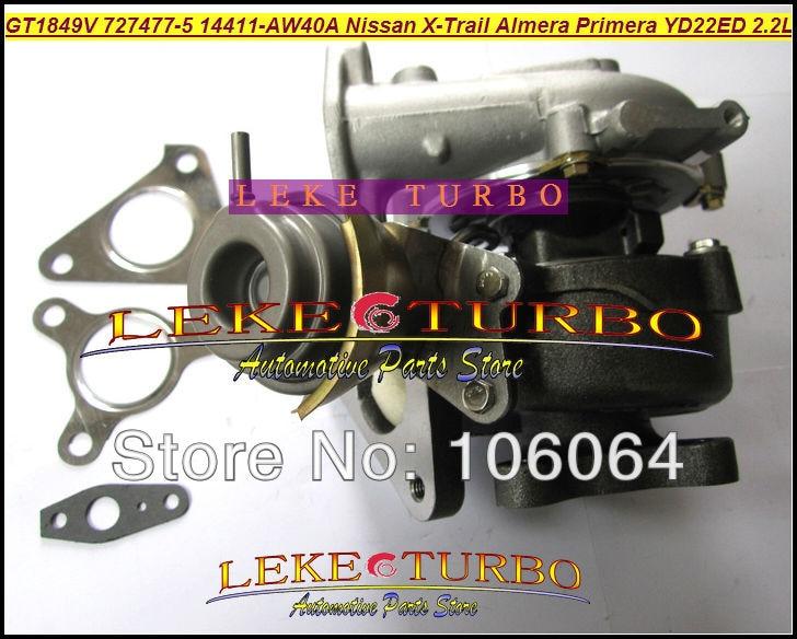 Turbo GT1849V 727477-5006S 727477-5007S 727477 Ölgekühlter - Autoteile - Foto 4