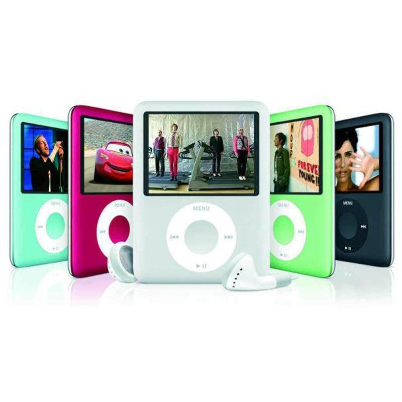 Лидер продаж, высокое качество, MP4 с наушниками, ЖК-экран 1,8 дюйма, мультимедийная видеоигра, фильмы, FM-радио 3-го поколения, музыкальный плеер ...