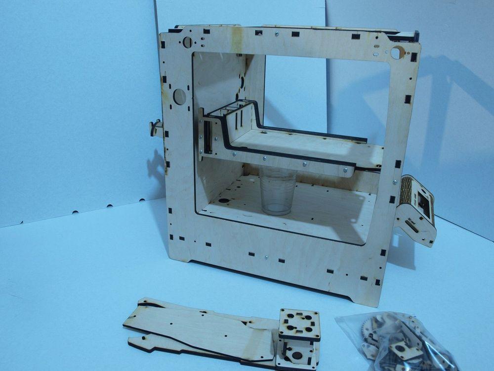 Eine Funssor 1 satz * Ultimaker original klon Rahmen kit Laser Cut ...