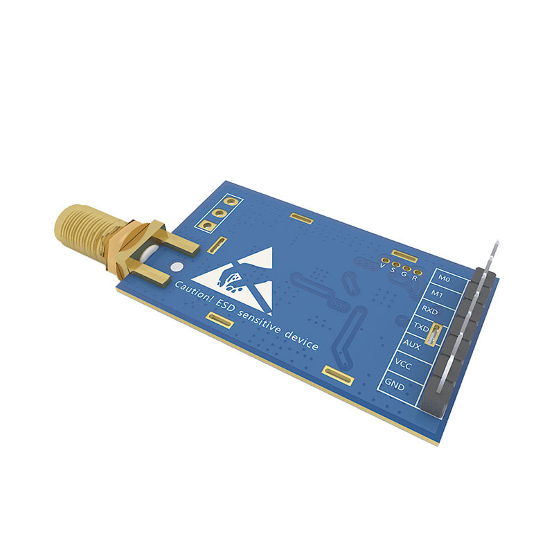 Image 4 - SI4463 170MHz TCXO 100mW E30 170T20D Long Distance rf module Module IoT UART Serial Port Wireless Transmitter and Receiver-in Fixed Wireless Terminals from Cellphones & Telecommunications