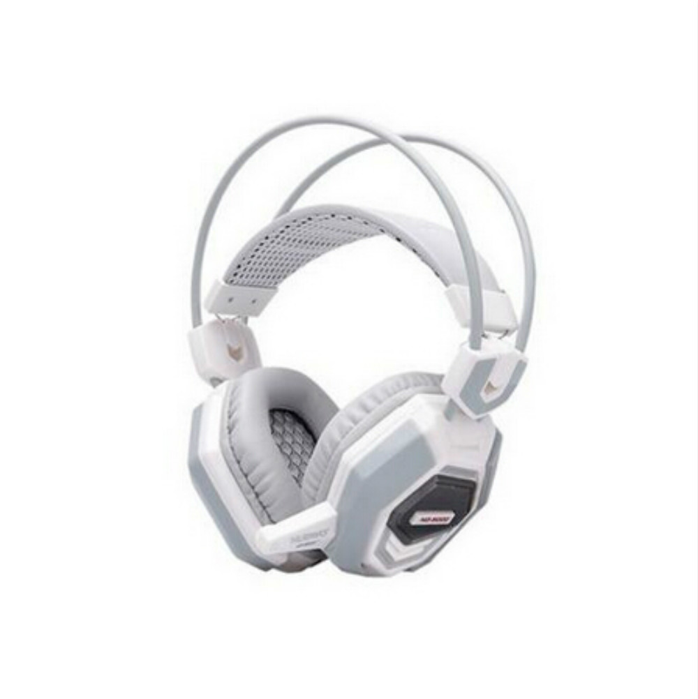 NO 5000 Stereo LED Shining headphones glow in the dark Gaming Headset with Microphone For PC Gamer vs steelseries