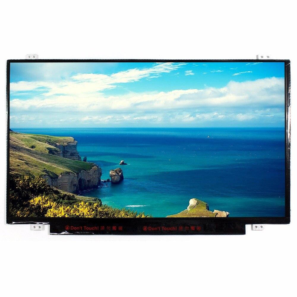 14 LCD Screen B140HAN01.1 1920X1080 FHD Display 30Pin EDP LCD Panel n173hge e11 b173htn01 1 led lcd laptop screen 1920x1080 fhd panel display edp 30pin 17 3