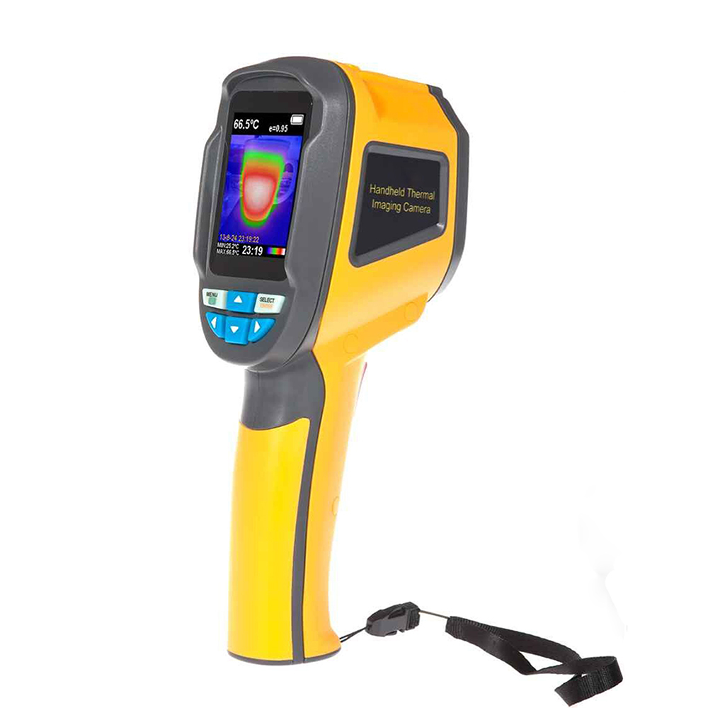 Handheld Thermal Imager Thermometer instrument car Thermal Imaging Camera Portable Infrared Thermometer IR Imaging Device мясорубка kitfort kt 2101 3 оранжевый черный