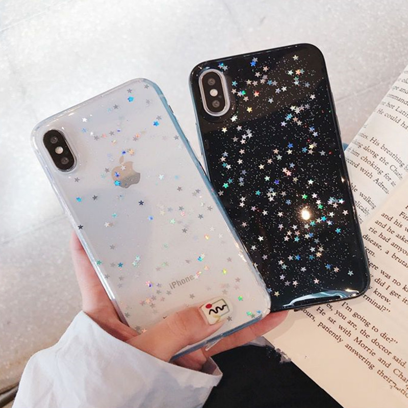 Half-wrapped Case Saturn Glitter Moon Universe Planet Tpu Case For Huawei P Smart 2019 Cover Back For Huawei Nova 4