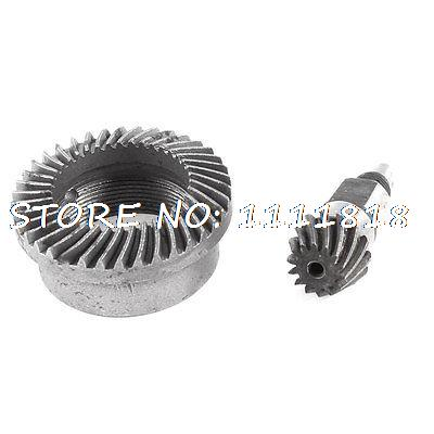 Hammer Drill Replacement Helical Spiral Bevel Gear Set for Hitachi 16Hammer Drill Replacement Helical Spiral Bevel Gear Set for Hitachi 16