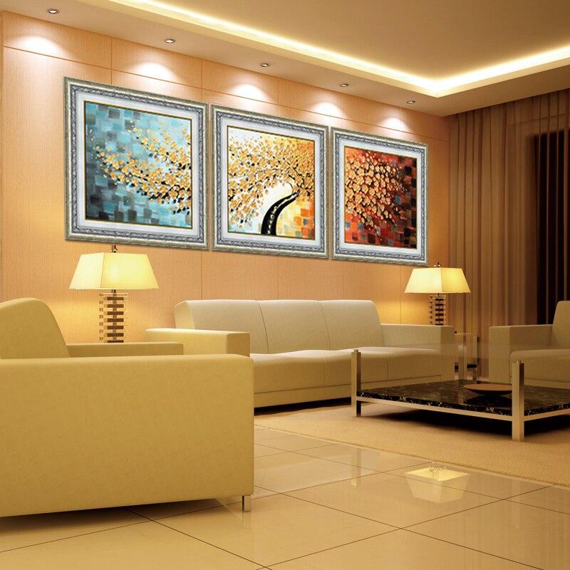 Pełna diamentowa malowanie, 180x60CM europejski drzewa pieniędzy, Rhinestone Handmade diament mozaika, rośliny, diy diament haft w Diamentowy obraz ścieg krzyżykowy od Dom i ogród na  Grupa 3