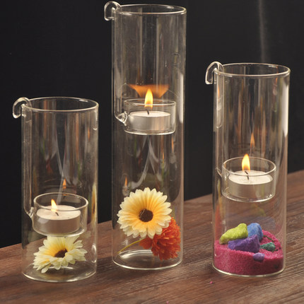 Buy handmade new year patent cylinder for Creative candle holders