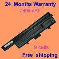 Jigu 9 celdas de batería portátil para dell 312-0566 451-10474 312-0739 451-10473 pu556 para inspiron 1318 xps m1330