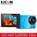 Sj5000x elite sjcam wifi 4 k 24fps 2k30fps gyro ntk96660 mergulho 30 m à prova d' água ação esportes dv 2.0 lcd da câmera pacote opcional